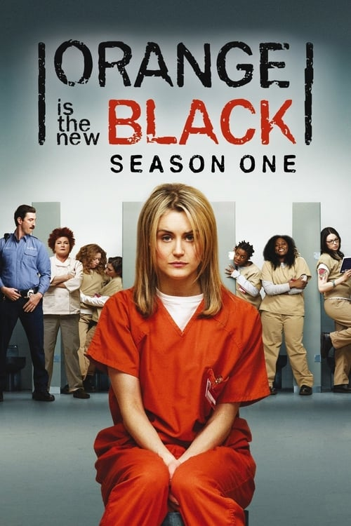 Cover of the Season 1 of Orange Is the New Black