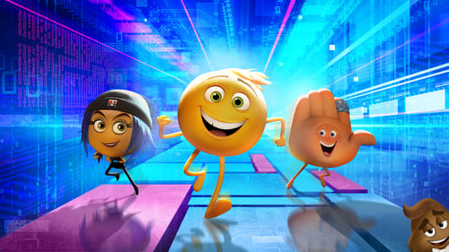 Le Monde secret des Emojis (2017) Watch Full Movie Streaming Online