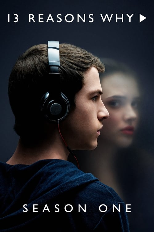 Cover of the Season 1 of 13 Reasons Why