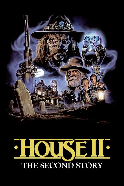 House II: The Second Story (1987) Watch Full Movie Streaming Online