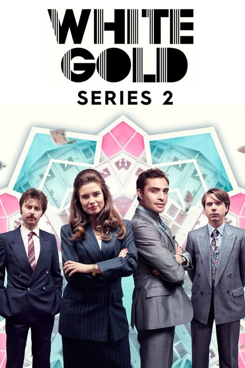 Cover of the Series 2 of White Gold