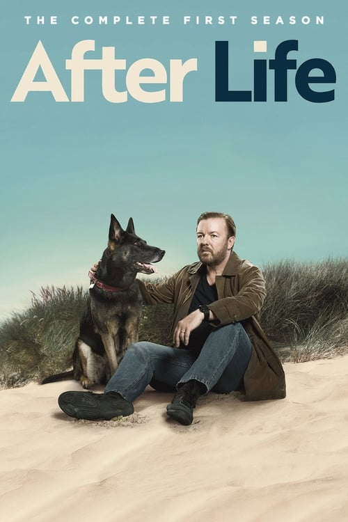 Cover of the Season 1 of After Life
