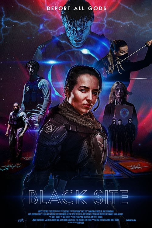 watch Black Site full movie online stream free HD
