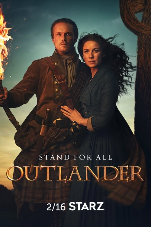 Cover of the Book Five of Outlander