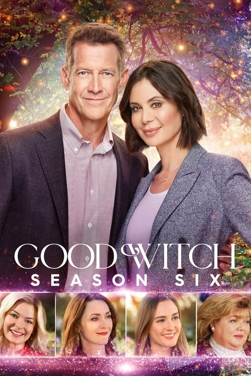 Cover of the Season 6 of Good Witch