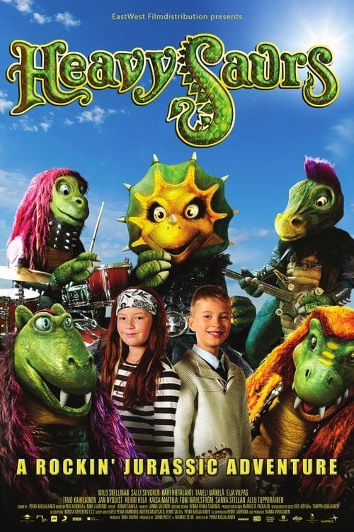 Heavysaurs: The Movie