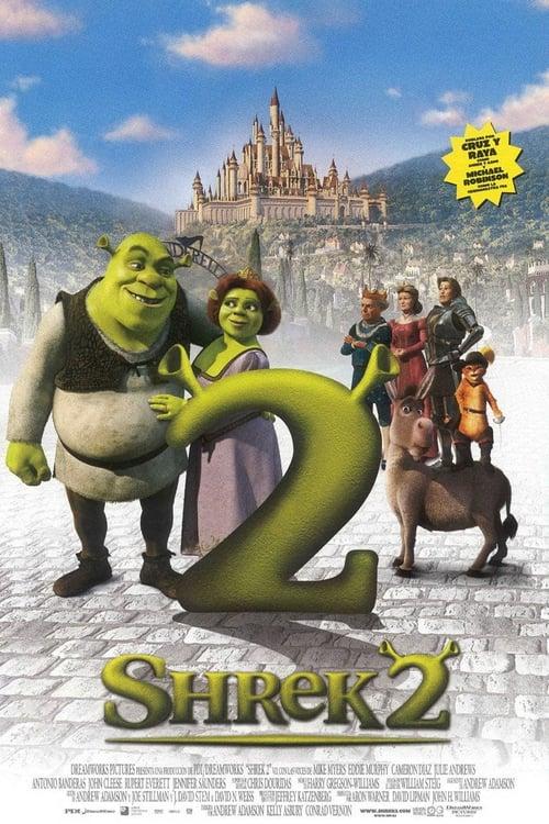 Shrek 2 (2004) Repelisplus Ver Ahora Películas Online Gratis Completas en Español y Latino HD