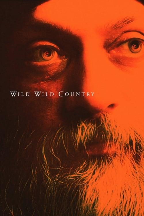 Cover of the Season 1 of Wild Wild Country