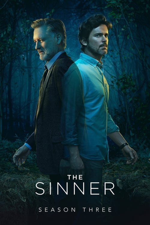 Cover of the Season 3 of The Sinner