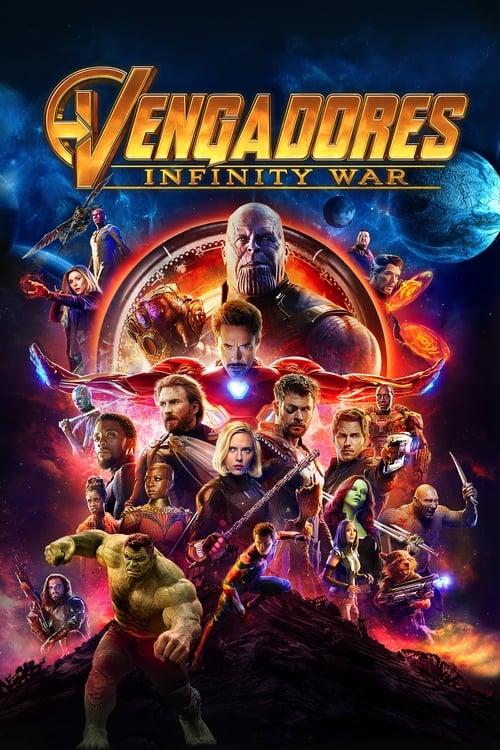 Vengadores: Infinity War (2018) Repelisplus Ver Ahora Películas Online Gratis Completas en Español y Latino HD
