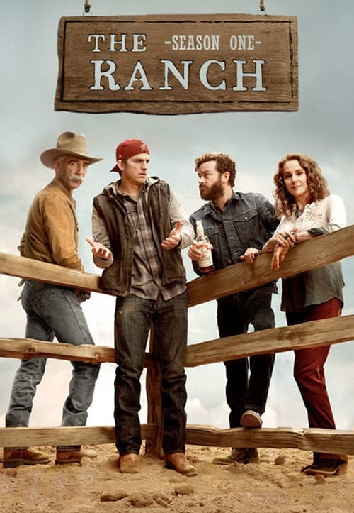 Cover of the Season 1 of The Ranch