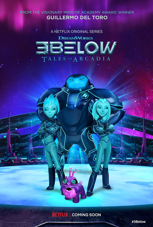 Cover of the Part 1 of 3Below: Tales of Arcadia