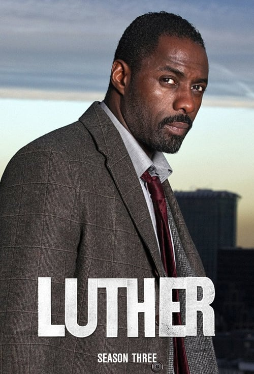 Cover of the Series 3 of Luther