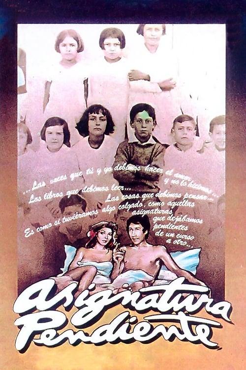 Asignatura pendiente 1977