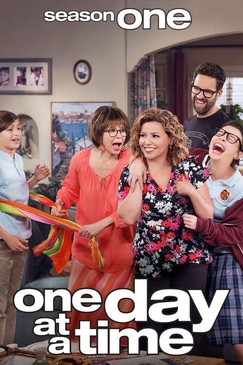 Cover of the Season 1 of One Day at a Time