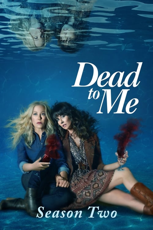 Cover of the Season 2 of Dead to Me