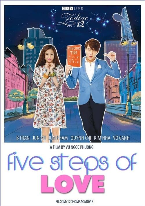 Zodiac 12: Five Steps of Love