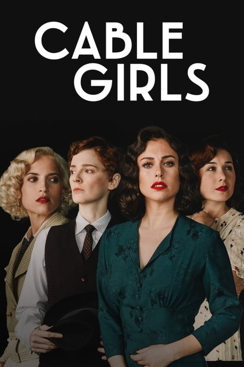 Cover of the Season 5 of Cable Girls