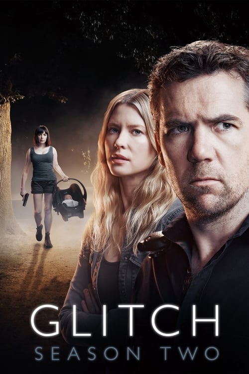 Cover of the Season 2 of Glitch