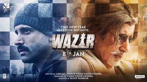 Wazir (2016) Watch Full Movie Streaming Online