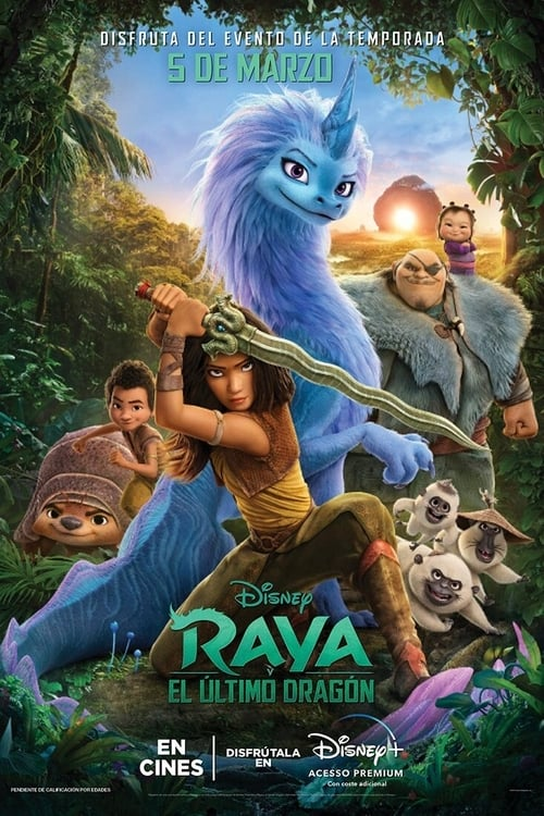 Raya y el último dragón (2021) Repelisplus Ver Ahora Películas Online Gratis Completas en Español y Latino HD