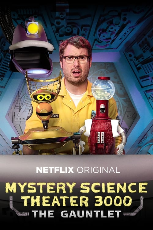 Cover of the The Gauntlet of Mystery Science Theater 3000: The Return