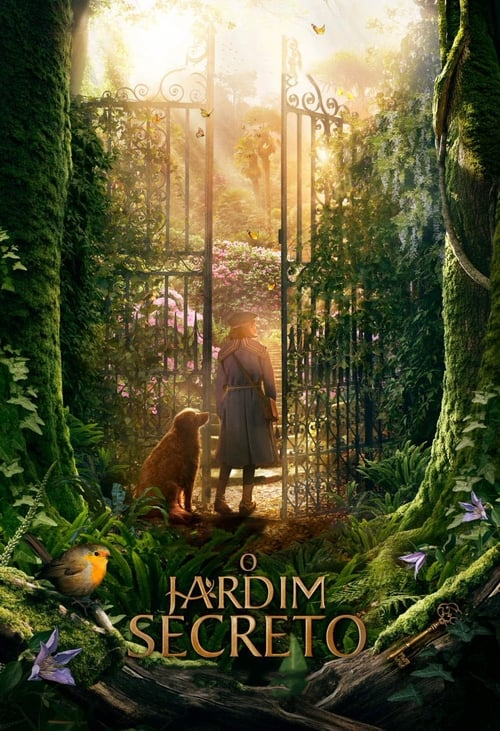 O Jardim Secreto 2021 - Dual Áudio / Dublado BluRay 1080p