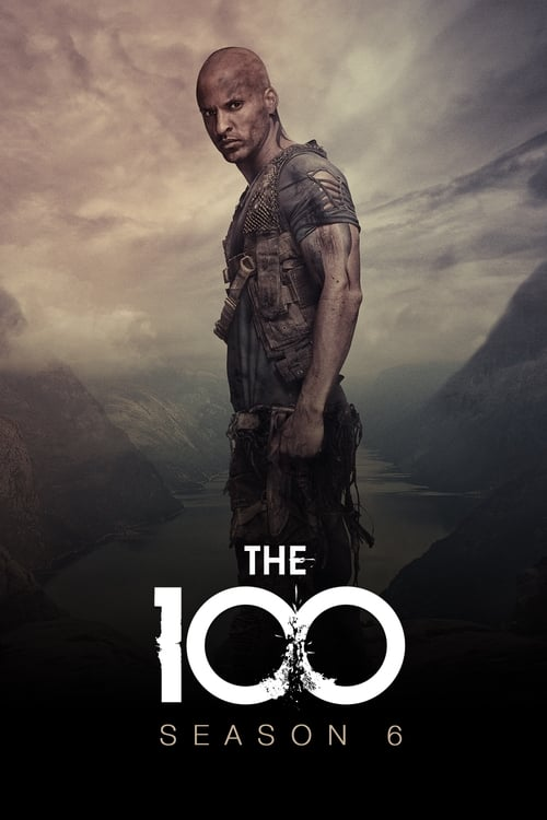 Cover of the Season 6 of The 100