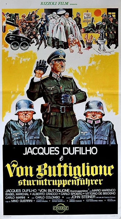 Von Buttiglione Sturmtruppenführer 1977