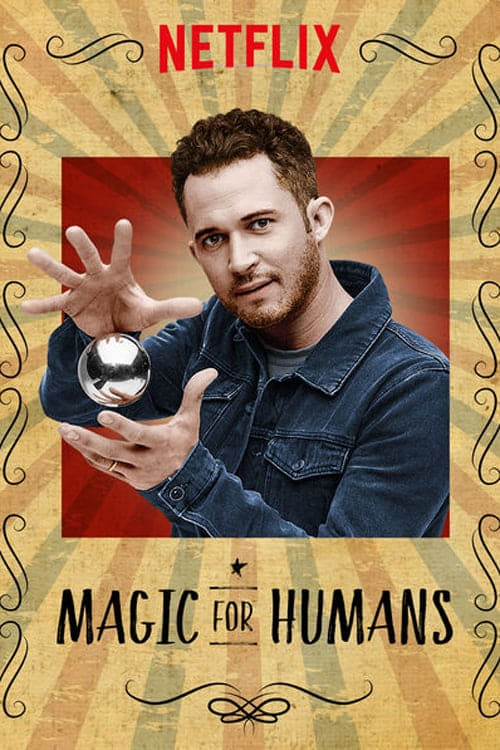 Cover of the Season 1 of Magic for Humans