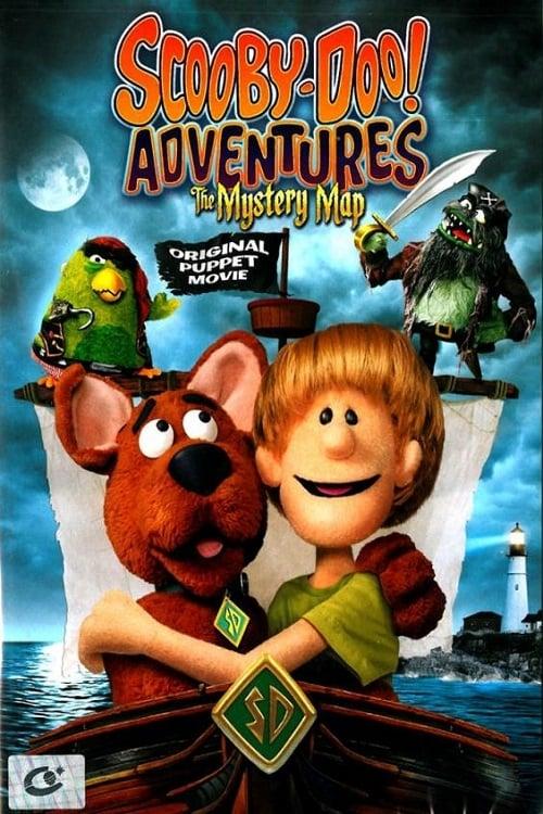 Scooby-Doo a pirátsky poklad