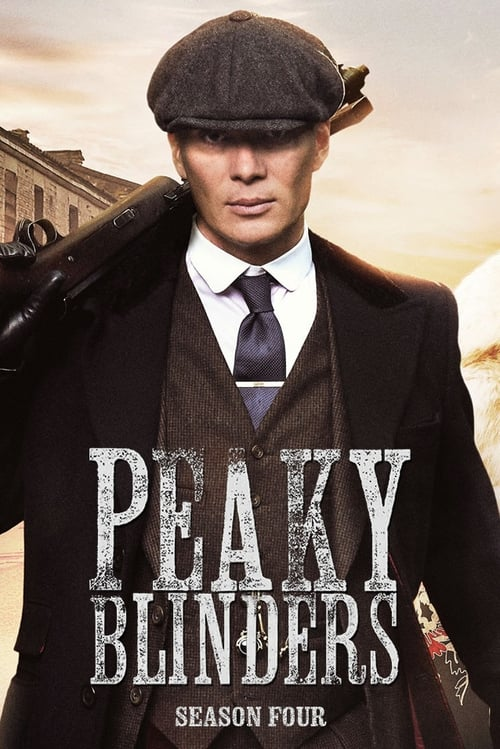 Cover of the Series 4 of Peaky Blinders