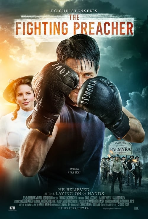 watch The Fighting Preacher full movie online stream free HD