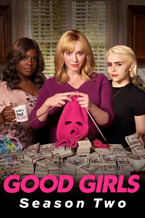 Cover of the Season 2 of Good Girls