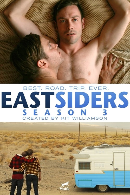 Cover of the Season 3 of EastSiders