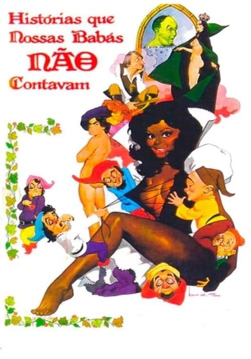 Filme Histórias Que Nossas Babás Não Contavam Dublado 1979 – FULL HD 1080p Nacional
