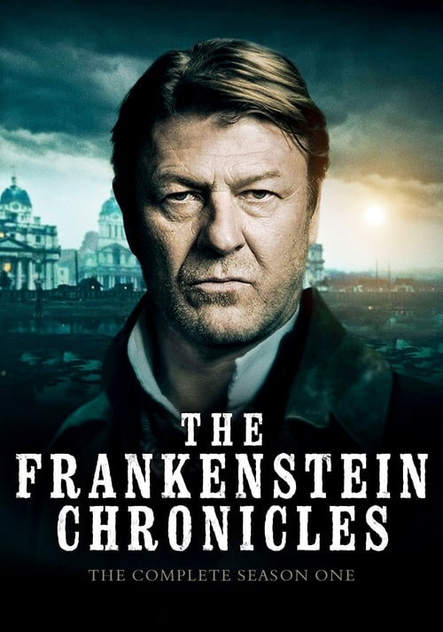 Cover of the Season 1 of The Frankenstein Chronicles