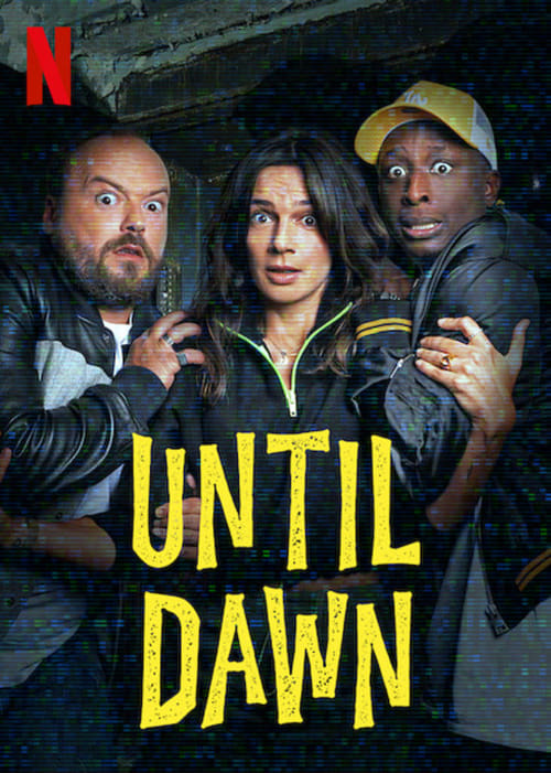 Cover of the Season 1 of Until Dawn
