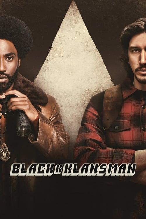 Poster för Klubbvisning: BlacKkKlansman - Banner