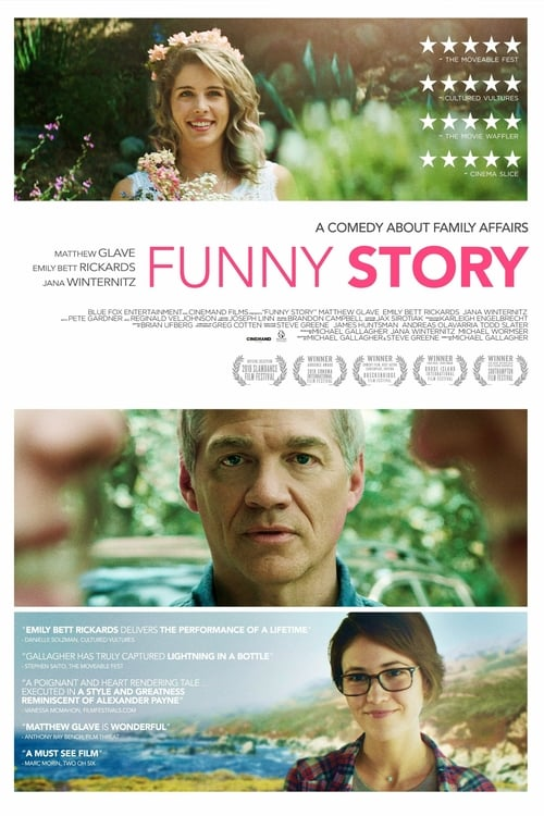 watch Funny Story full movie online stream free HD