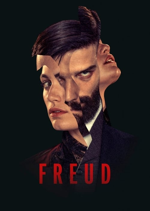 Cover of the Season 1 of Freud