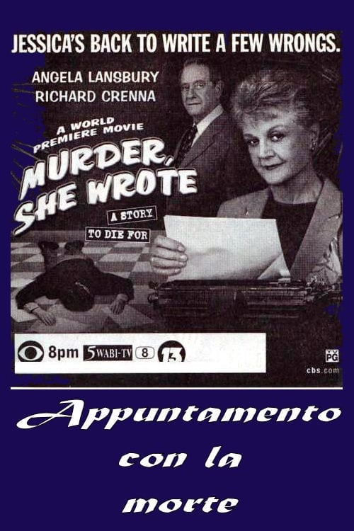 To je vražda, napsala: Smrtonosný príbeh