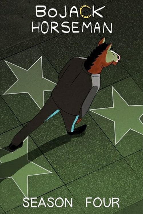 Cover of the Season 4 of BoJack Horseman
