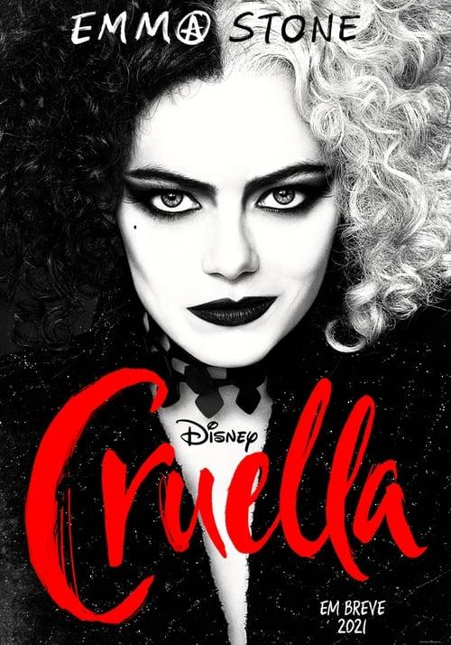 Cruella 2021 - Dual Áudio 5.1 / Dublado WEB-DL 1080p FULL HD – Download