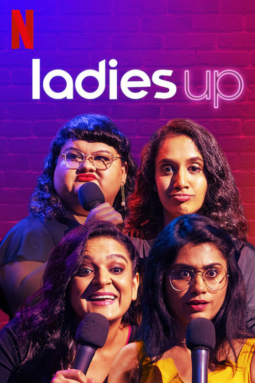 Cover of the Season 1 of Ladies Up