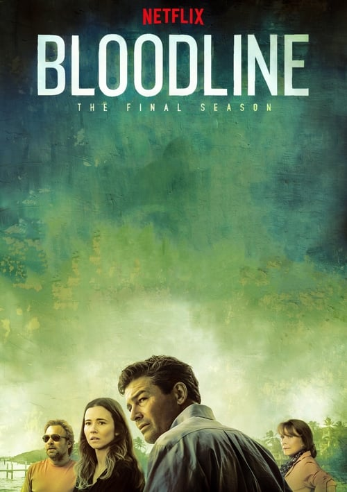 Cover of the Season  3 of Bloodline