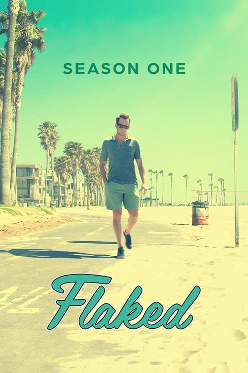Cover of the Season 1 of Flaked