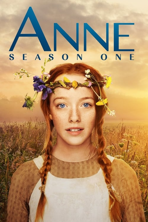 Cover of the Season 1 of Anne with an E