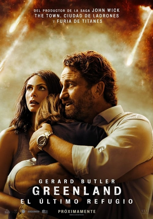 Greenland: el último refugio (2020) Repelisplus Ver Ahora Películas Online Gratis Completas en Español y Latino HD