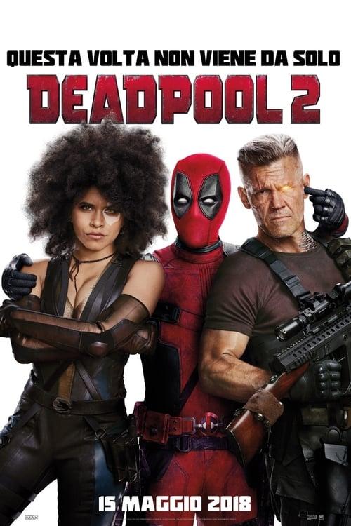 Deadpool 2 (2018) Watch Full Movie Streaming Online